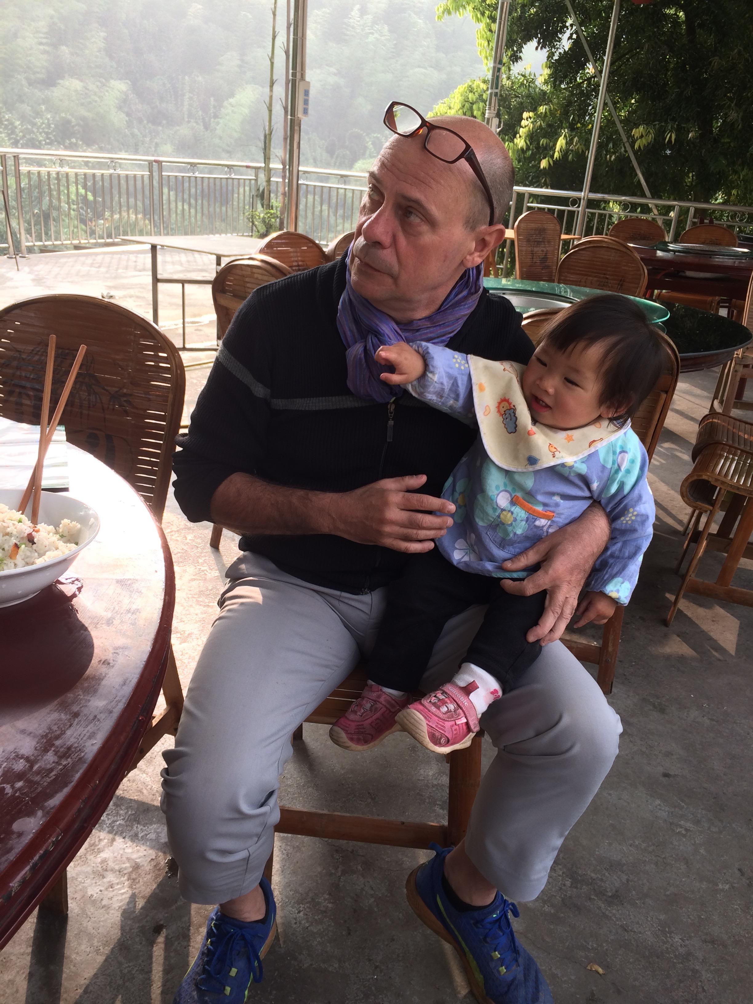 Les Ferry en Chine – la mer de bambous- 3/5