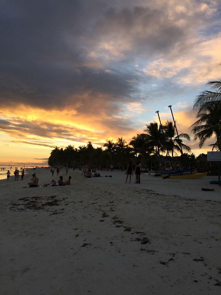 coucher de soleil Philippine 2