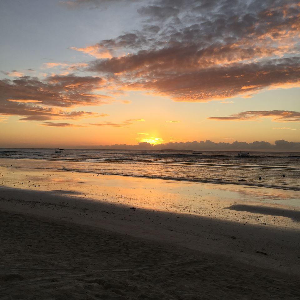 coucher de soleil philippine